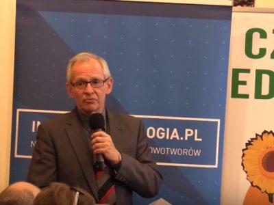 immunoterapia w raku płuca - korzyści, prof Krzakowski
