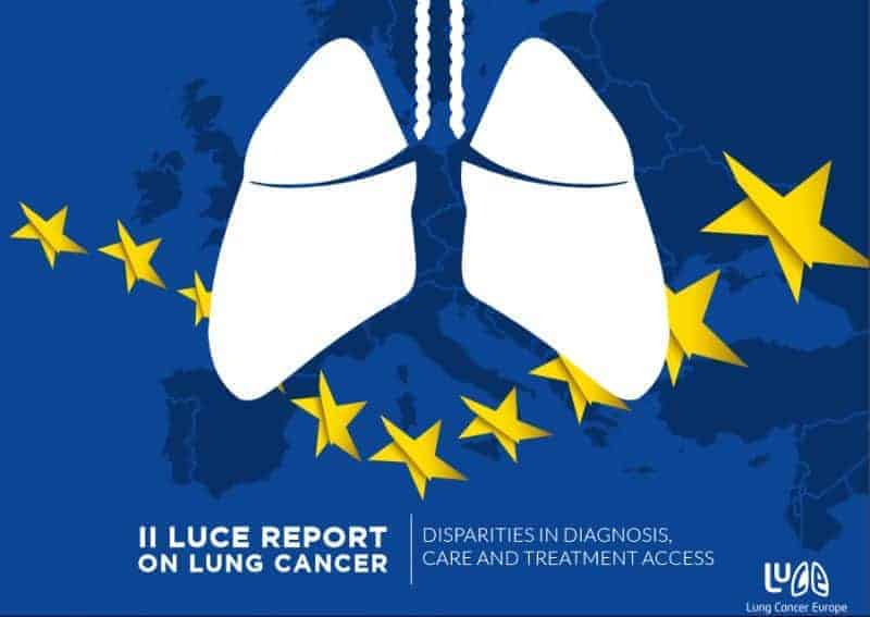 Raport Lung Cancer Europa 2017