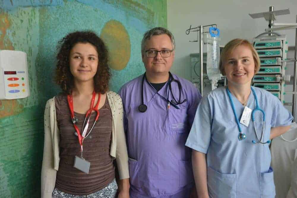 immunoterapia neuroblastoma