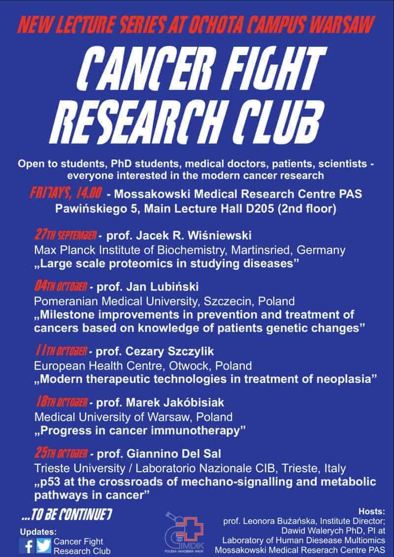 Cancer Fight Research Club
