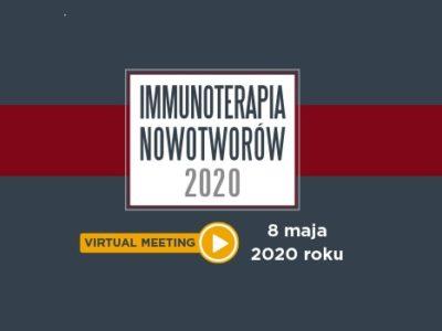 konferencja immunoterapia 2020 viamedica